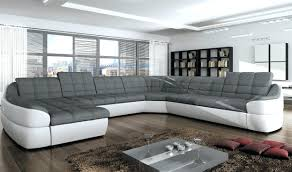 cdiscount canapé d angle cuir canape canape d angle convertible couchage canapac avec