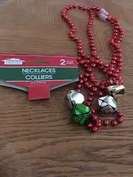 Heres How I Used Dollar Store Necklaces To Decorate My Adorable Mini Christmas Trees