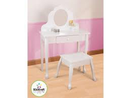 kidkraft vanity and chair kidkraft deluxe vanity table and chair