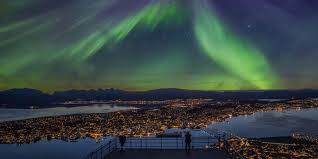 Troms¸ Norway – The largest city of Northern Norway