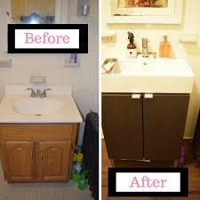 installing our new ikea lilangen sink vanity brown mamas
