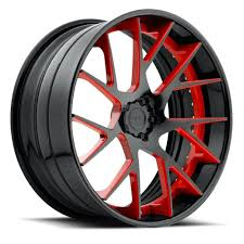 100 Black And Red Truck Rims Oh Yeah Custom Wheels Car Custom Wheels For Cars