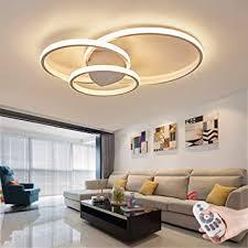 acryl deckenleuchte schmiedeeiserne runde wohnzimmerle