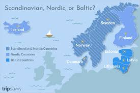 100 Where Is Latvia Located The Difference Between Scandinavian And Nordic
