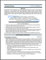 Title Insurance Resume Examples With Claims Examiner Writer For Make Amazing Sample