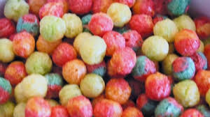 This Is TRIX SWIRLS Fruit Flavored Corn Puffs Cereal