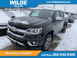100 2015 Colorado Truck PreOwned Chevrolet 4WD LT Crew Cab Pickup In 71186A