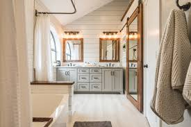 top 30 farmhouse tub shower combo ideas decoration pictures houzz