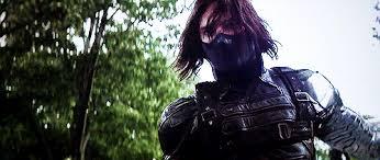 Bucky Barnes Winter Soldier Gif 9
