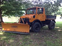 100 Snow Plow Trucks For Sale 1984 Mercedes Unimog 1200 Used Truck Details