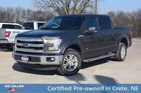 Certified Pre-Owned 2015 Ford F-150 Lariat Crew Cab In Crete ... Used 2016 Ford F150 Lariat 4x4 Truck For Sale Des Moines Ia Fb82015a 2012 4x4 Longterm Arrival Trend 2017 Super Duty F350 Lariat At Watts Automotive Serving 2015 2wd Supercrew 145 Haims Motors 2019 Model Hlights Fordcom Kosciusko Ms 23345387 New 2018 55 Box Buda Tx Austin F250 Srw 4wd Crew Cab 675 Landers Falls Church Va With Xl Xlt Or Grille Custom Auto Works Raptor Granger