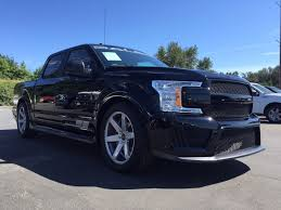 100 Ford Saleen Truck 2018 F150 Sport 302 Black Super Crew 50 Auto