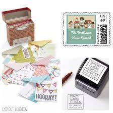 Stationary Housewarming Gift Ideas