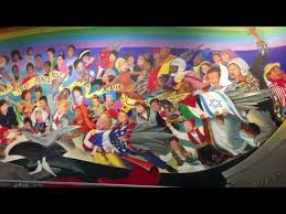 Denver Airport Murals Conspiracy Theory by Denver Airport Murals Youtube