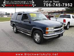 Used 1996 Chevrolet Tahoe For Sale In Blairsville, GA 30512 ... 2017 Chevrolet Tahoe Suv In Baton Rouge La All Star Lifted Chevy For Sale Upcoming Cars 20 From 2000 Free Carfax Reviews Price Photos And 2019 Fullsize Avail As 7 Or 8 Seater Lease Deals Ccinnati Oh Sold2009 Chevrolet Tahoe Hybrid 60l 98k 1 Owner For Sale At Wilson 2007 For Sale Waterloo Ia Pority 1gnec13v05j107262 2005 White C150 On Ga 2016 Ltz Test Drive Autonation Automotive Blog Mhattan Mt Silverado 1500 Suburban