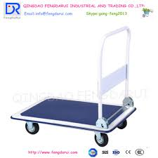 100 Collapsible Hand Truck China Cheap Price Platform Trolley China