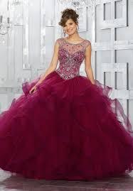 quinceañera dresses vizcaya collection sweet 15 dresses morilee