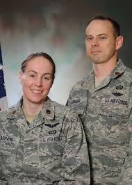 Couple brings their intelligence to Maryland Air National Guard