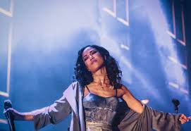 Jhen Aiko Bed Peace by Jhené Aiko Turns A Hometown Show At Avalon Into Her Own Living