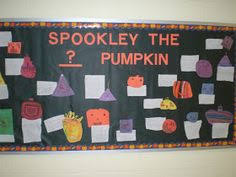 Spookley The Square Pumpkin Book Read Aloud by Spookley The Square Pumpkin Bulletin Board Kindergarten Fall