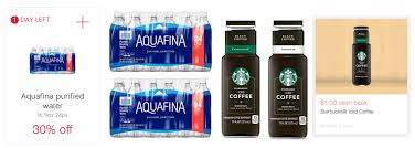 HOT Target Aquafina Purified 169 Oz 24 Pk Case Of Water Only 126 Each NO Coupons Needed