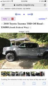 Craigslist Seattle Cars And Trucks By Owner - Best Car Reviews 2019 ...