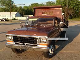 100 Ford F350 Dump Truck 1979
