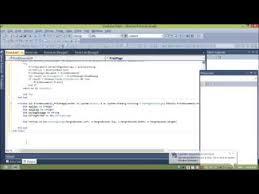 How To Print Data Visual Studio 2008 2010 2012 2013