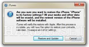 APPLE iPhone 4S How to Hard Reset my phone HardResetfo