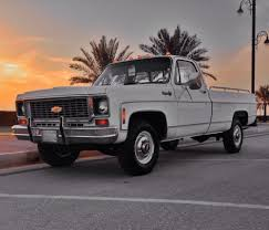 1974 Chevy C20 - Abdulrahman A. - LMC Truck Life