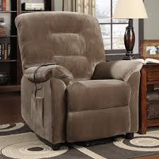 Power Lift Recliner Brown Sugar Walmart