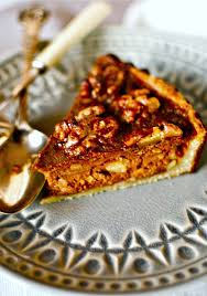 Libbys Pumpkin Pie Recipe Uk by Chocolate Walnut Pumpkin Pie Food To Glow