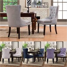 Iconic Home Diana Dining Chair Button Tufted Velvet Upholstery Espresso  Wood Legs (Set Of 2) 51 Grey Ding Rooms With Tips To Help You Decorate And Charlie Swoop Arm Chair Image 2 Of 3 Bridal Booth Silver Velvet Accent With Nailhead Trim Pier 1 Cheap Upholstered Find Home Designing Iconic Home Gourdon Plush Gold Tone Solid Metal Legs Details About New Urban Style Chairs Sofa Side W Wood Fniture Lyric Counter Stool Tufted Seat Tapered Amazoncom Lattice Indigo Kitchen Ottoman 3d Product Models Herman Miller Leather Deals