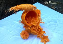 Funny Pumpkin Carvings Youtube by Friday Fun The Art Of Pumpkin Carving Taken To A New Level