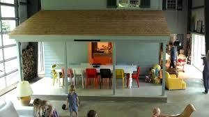 100 Adam Kalkin Architect This Family Lives Inside A Farmhouse Inside An Airplane Hangar