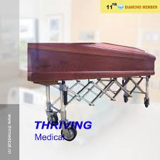 China Funeral Products Home Church Truck Trolley (THR-CFT04) - China ...