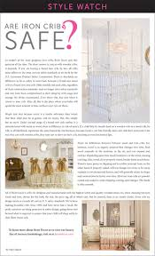 Bratt Decor Crib Assembly Instructions by Are Iron Cribs Safe
