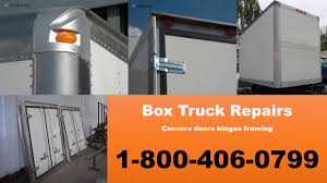 100 Box Truck Roll Up Door Repair Brooklyn 18004060799 Overhead