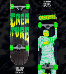 100 Skateboard Truck Sizes Creature S