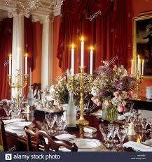 Georgian Dining Room by Georgian Dining Room Stock Photo Royalty Free Image 134838219