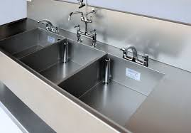 Kitchen Sink Splash Guard Uk by Manual Decontamination Sinks For Sterile Services Neocare