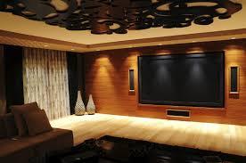 100 Bright Home Theater Installation Setup Black Big Led