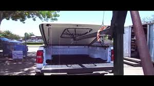 how to install snuglid rl tonneau cover youtube