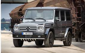 And Now There Is One: Mercedes To Discontinue G-Class Two-Door ...