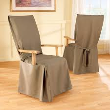 Cotton Chair Slipcovers Slip Covers Dining Chairs Lovely Room
