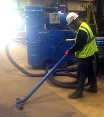 Abrasive Blast Cabinet Vacuum by Heavy Duty Vacuum Disintegrates Concerns In Abrasive Blasting