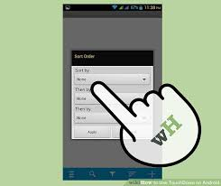 How to Use TouchDown on Android with wikiHow