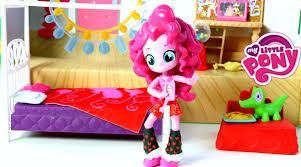 My Little Pony Bed Set by My Little Pony Pinkie Pie Dormitorio Para Pijamada Pony Mlp