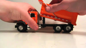 Mack Granite MP Dump Truck With A Bevertail Trailer Review - YouTube Dinky Trucks Modelspace Lil Beaver Toys Dump Truck And Sand Loader Made In Canada 2 Tin Toy Trailers J I Case Tenneco Closed Trailer Tipper With Lego Technic Mindstorms Model Diecast Playmobil Truck 4418 Junk Mail Tonka Classic Steel Mighty Cstruction Wwwkotulas Stock Photos Images Alamy Mack Granite Dump Truck With Plow 164 Scale First Gear Toyhabit 13 Top For Little Tikes Sidedump Wooden 3d Youtube Keystone Hydraulic Lift Sale Sold Antique