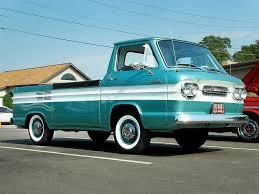 100 1960 Chevy Truck 1961 Chevrolet Corvair 95 Rampside Chevrolet S